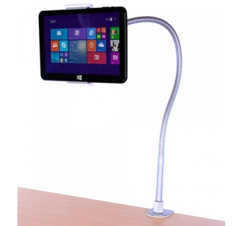 Universal Tablet and Smartphone Desktop Mount