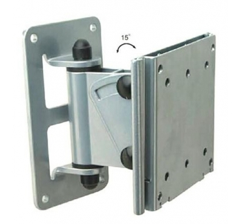 LCD Swivel Wall Mount Bracket Vesa 75/100mm up to 30 Kg